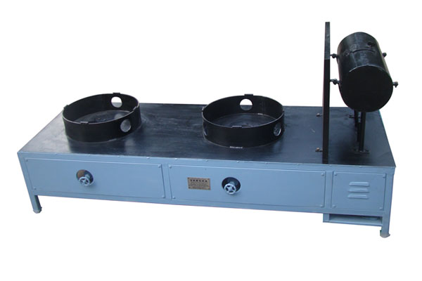 Two Burner Gas Range (Diesel Model)
