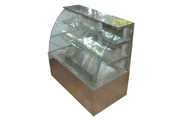 Pastry Counter (Curved Glass Model)